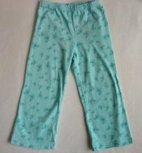 Pyžamové kalhoty motýlí, 104