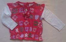 Dětské tričko s dlouhým rukávem, zn. early days, early days,56