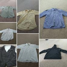8495ee42e7f9 Mix pánského oblečení velikost m 40