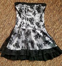 Dětské společenské šaty, 152