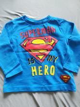 Triko superman, tesco,86