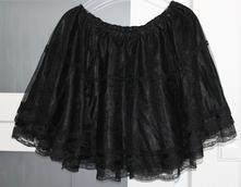 Karnevalová sukně, xxl