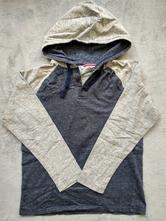 Tričko s dlouhým rukávem a kapucí zn. pepco, pepco,164
