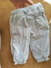 Manšestrové vyteplené kalhoty, 74 f&f, f&f,74