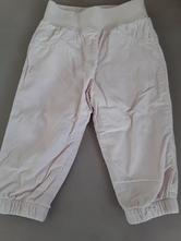 Zateplené kalhoty, lupilu,80