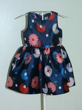 Slavnostní sváteční společenské šaty s květy, debenhams,104