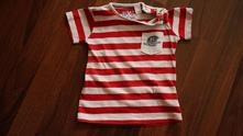 Úžasné tričko francouzské značky tex, 86