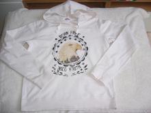 Slaba bavlnena mikina, 170