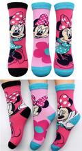 Ponožky minnie, disney,92 - 140
