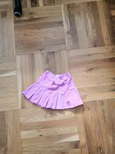 Růžová sukně se sklady disney, vel. 92-98, disney,92