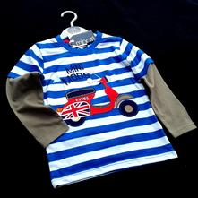 Dětské tričko, tri-0167-02, minoti,92