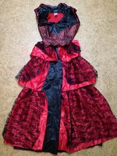 Maškarní šaty, s