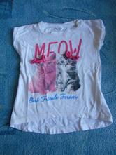 Triko, tričko pepco s kočkama, pepco,98
