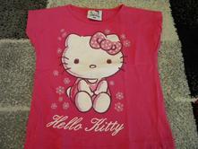 Tričko s hello kitty vel.98 zn.sanrio, sanrio,98