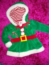 Vánoční šaty 92, 92