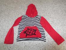 Tričko s kapucí, 104