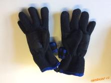 Fleece rukavice, h&m,122