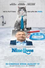 Nine Lives - Já, kocour (r. 2016)