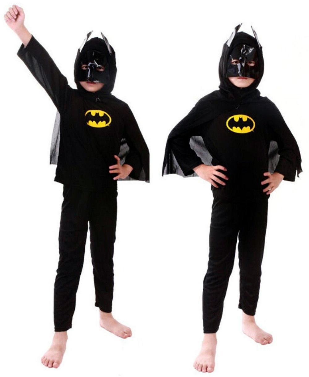 Dětský karnevalový kostým - batman 93416ac3547