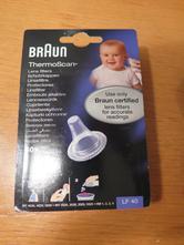 Nové náhradní krytky pro teploměry thermoscanbraun,