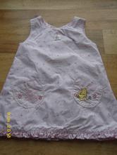Bavlněné šatičky s medvídkem pú, disney,74