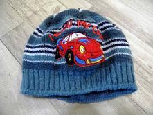 Zimní čepice cars, 110