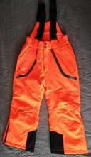 Lyžařské kalhoty, alpine pro,110