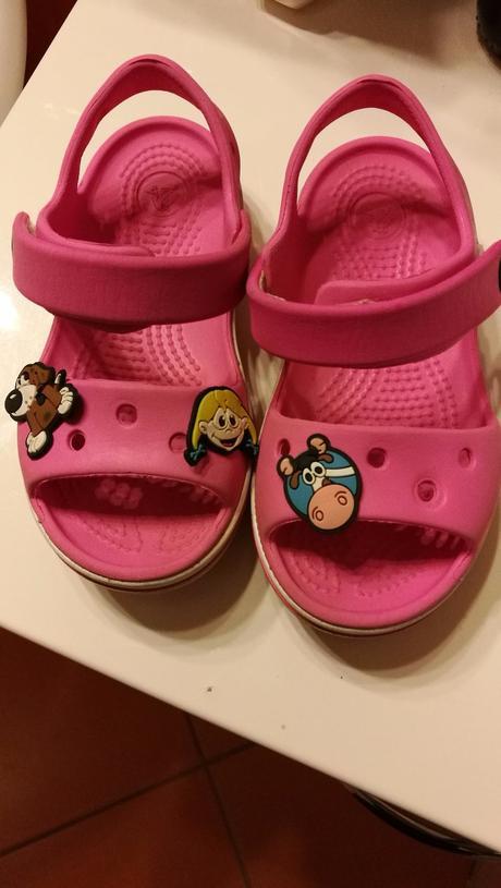 Crocs sandálky c8, crocs,24