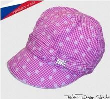 Letní čepice, kšiltovka, 845_12724, rockino,86 - 134
