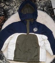 Super zimní chlapecká bunda vel. 110, 110