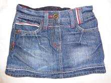 Nádherná riflová sukně od nextu, next,110