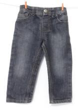 Chlapecké kalhoty, denim,98