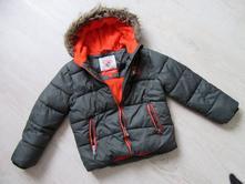 Zimní teplá bunda, palomino,122