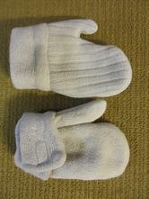 120/14    flisové rukavice vel. 86/92 , 86