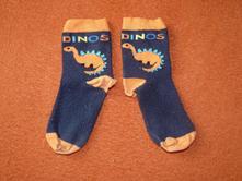 Ponožky s dinosaurem, kik,122