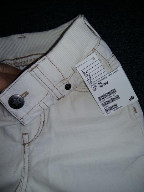 Kalhoty hm vel 86, h&m,86