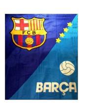 Dětská deka 120x150 f.c.barcelona,