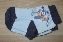 Ponožky s letadlem (6-12m), 18