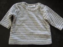 Semišové tričko v. 50, ergee,50