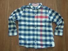 Kostkovaná košile next, next,110