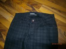 Kostkované kalhoty, 36