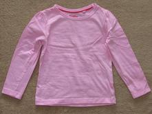 Bavlněné triko s dlouhým rukávem, lupilu,98