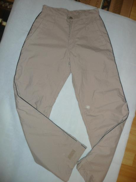 Kalhoty vyteplené vel 152 9c2f083b9d7