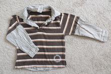Košilové triko, palomino,110