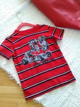 H&m závodnické tričko vel.18-24m, h&m,92