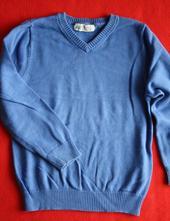 Bavlněný svetřík, h&m,110