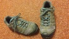 Sede sportovní boty, 36