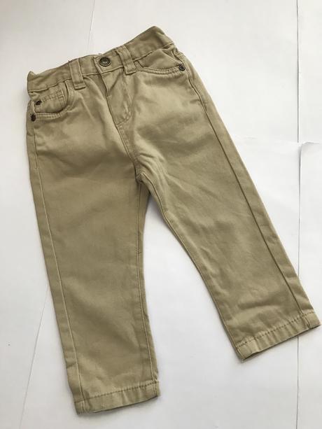 Kalhoty bavlněné - v.12/18 m., rebel,86