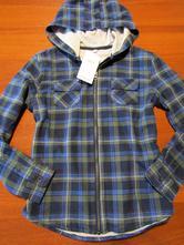 Zateplená košile vel 140-146, marks & spencer,146