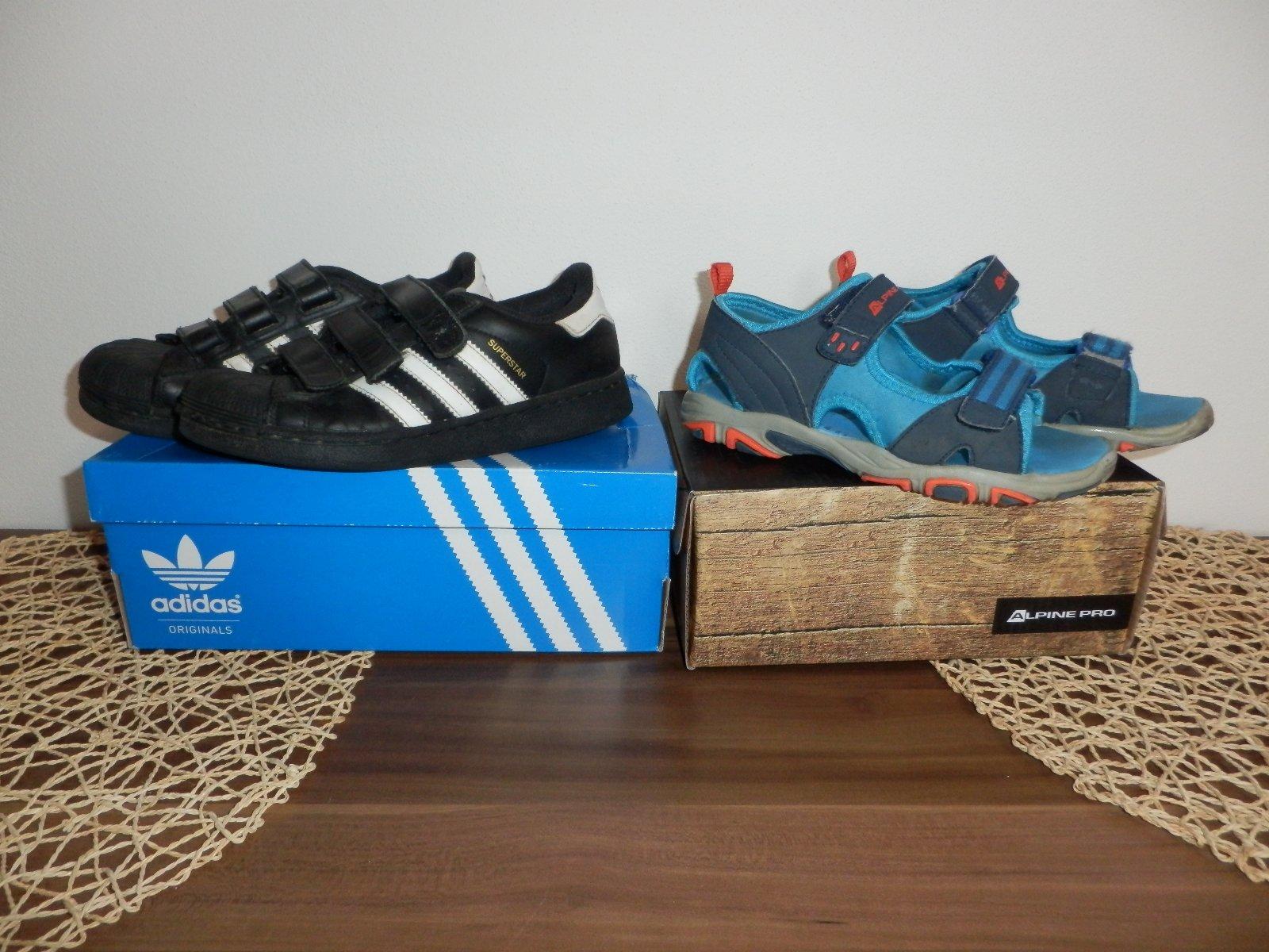 c67266183 Superstar adidas boty botasky, adidas,32 - 500 Kč Od prodejkyně vermu |  Dětský bazar | ModryKonik.cz